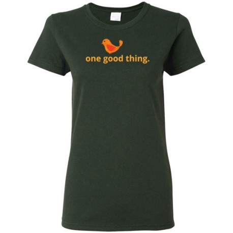 One Good Thing Tee: Birds!