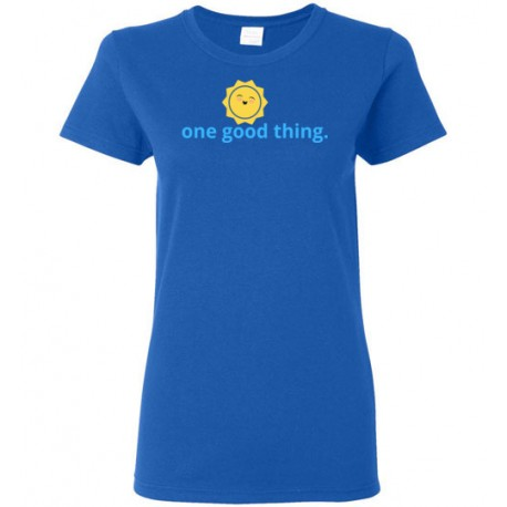 One Good Thing Tee: Sunshine!