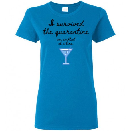 Cocktail Girl Tee