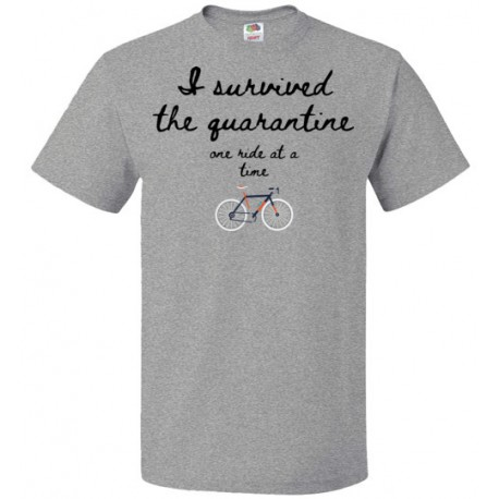 Remote Biking Tee