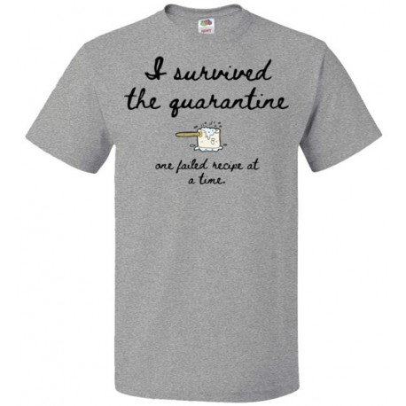 Remote Cooking Tee
