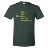 Pinot Family Unisex T-Shirt
