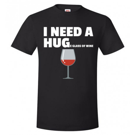 I Need A Hug Unizex T-Shirt