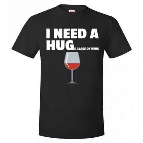 I Need A Hug Unizex T-Shirt