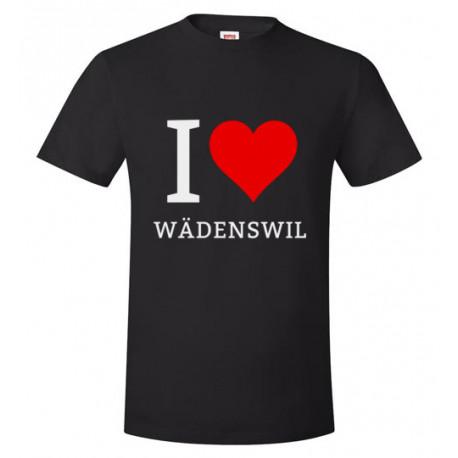 I Love Wadenswil Unisex T-Shirt