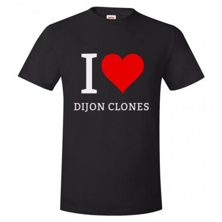 I Love Dijon Clones Unisex T-Shirt