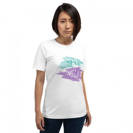 Stay Wild - Short-Sleeve Unisex T-Shirt
