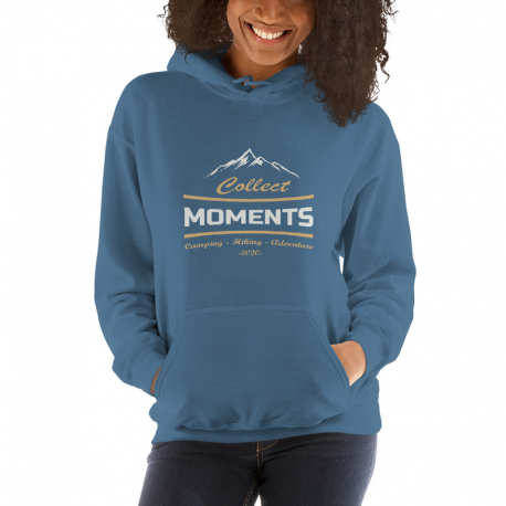 Collect Moments Unisex Hoodie