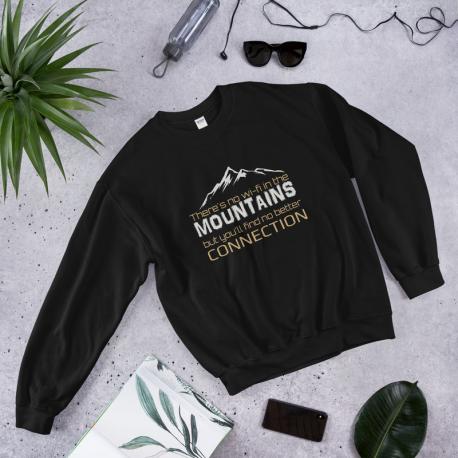 Mountain connection - Unisex Sweatshirt