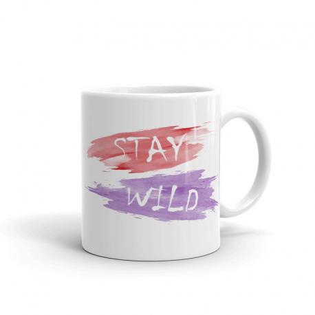 Stay Wild - Camping Mug