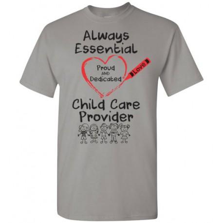 Crayon Heart With Kids Big Black Font Men's T-shirt