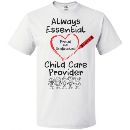 Crayon Heart With Kids Big Black Font Unisex T-shirt