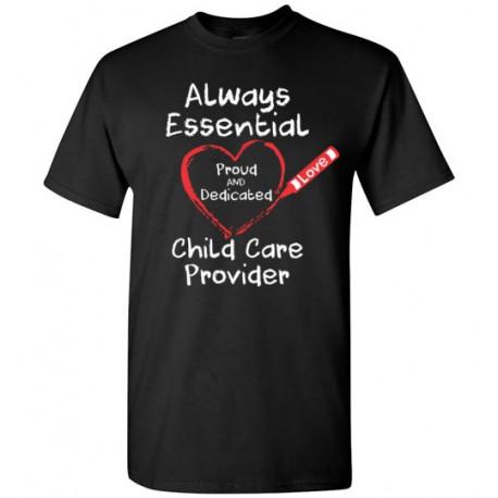 Crayon Heart Big White Font Men's T-Shirt