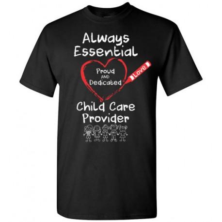 Crayon Heart with Kids Big White Font Men's T-Shirt