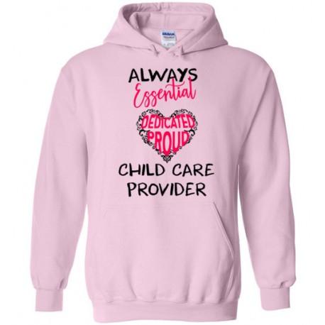 Words in Pink Heart Black font Hoodie