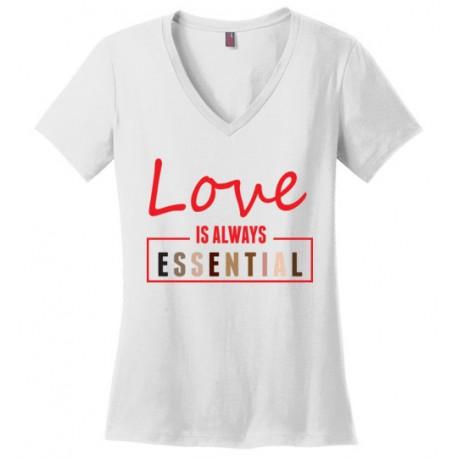 Box Essential Women's V-Neck T-Shirt