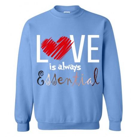Scribble Heart Essential Sweatshirt