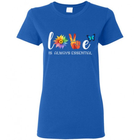 Butterfly Essential Women's T-Shirt