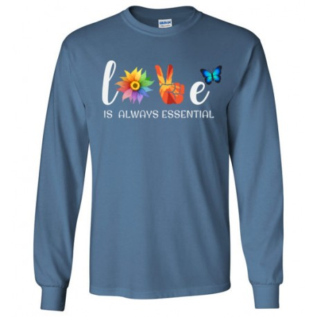 Butterfly Essential Long-Sleeved Shirt