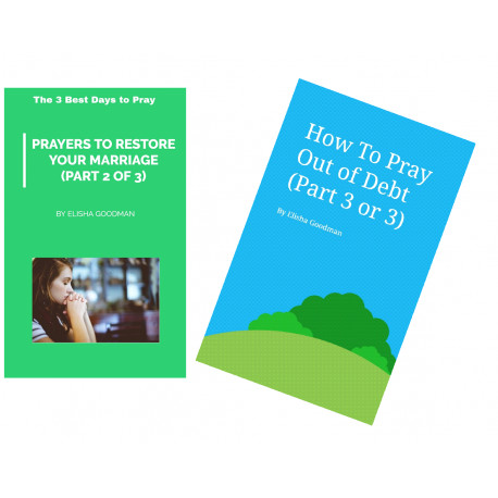 2-Prayer Manual Bundle (Discounted)