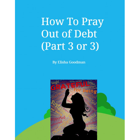 Pray Out of Debt Today