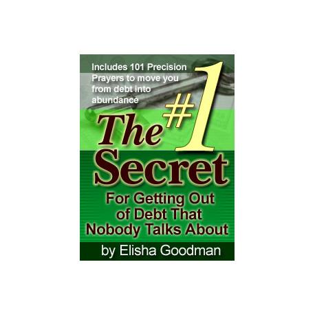 Debt Free Prayer eBook