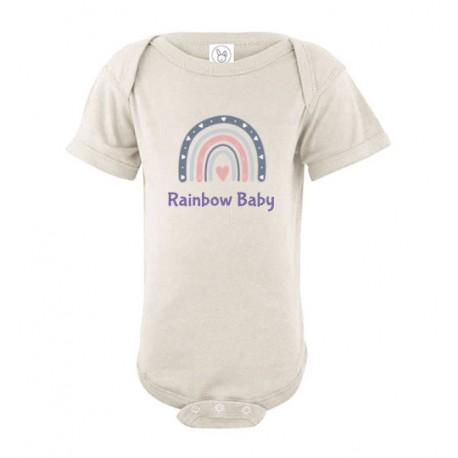 Rainbow Baby Girl