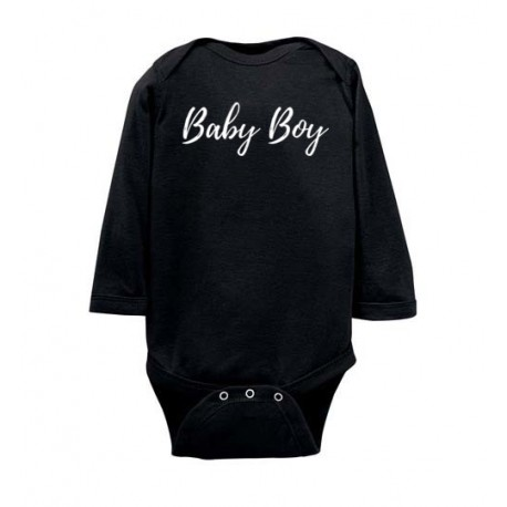 Baby Boy - Long Sleeve