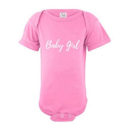 Baby Girl - Short Sleeve