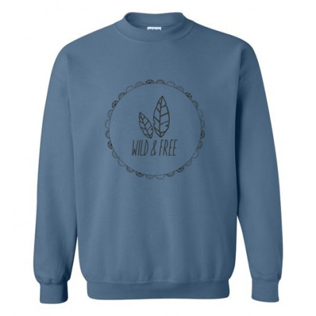 Wild & Free - Sweatshirt