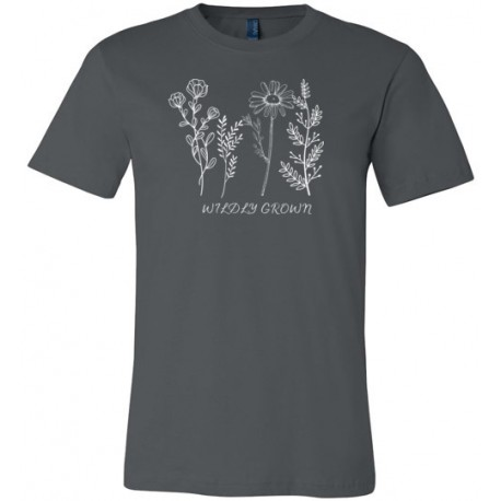Wildly Grown - T-shirt