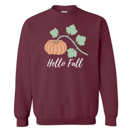 Hello Fall - Sweatshirt