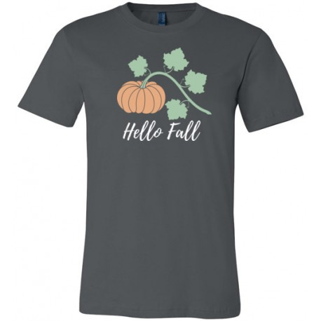Hello Fall - Tshirt