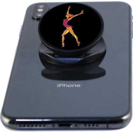 Flippin Is Fun  Gymnastics Phone Grip