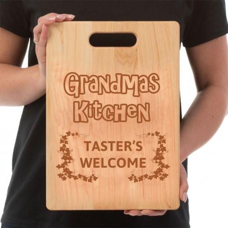 Grandma's Cutting Board  Tastiest Food