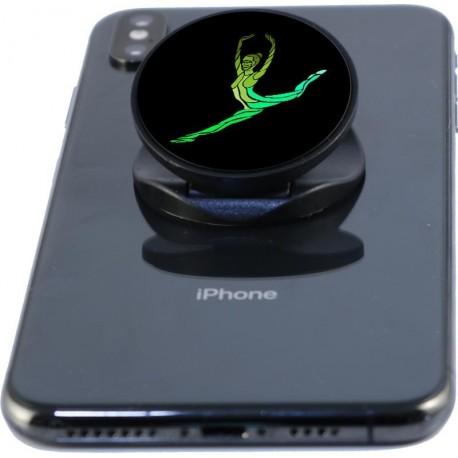 Jump High  Gymnastics Phone Grip