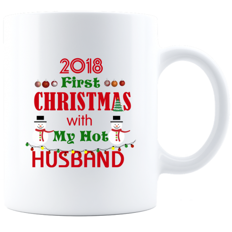 Remember First Christmas Mug  Book Him Forever