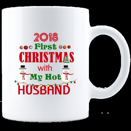 Remember First Christmas Mug  Book Him Forever