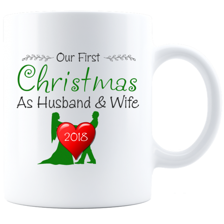 Remember First Christmas Mug  Loving Memory Forever
