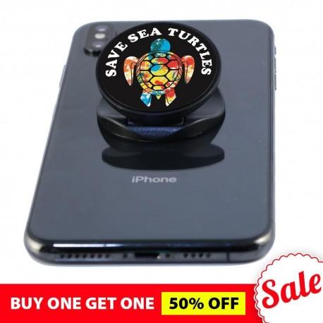 Save Sea Turtles  Phone Grip