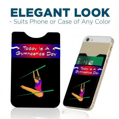 Today Is Gymnastics Bars Day