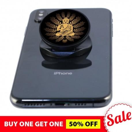 Zen Love 2 Buddha Phone Grip
