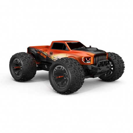 Team Redcat TR-MT10E 1/10 Scale Brushless Monster Truck Orange
