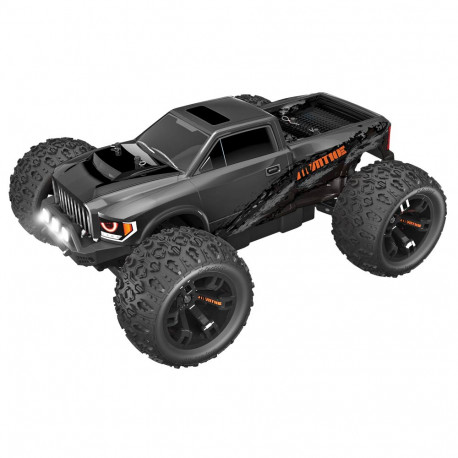 Team Redcat TR-MT10E 1/10 Scale Brushless Monster Truck Gun Metal