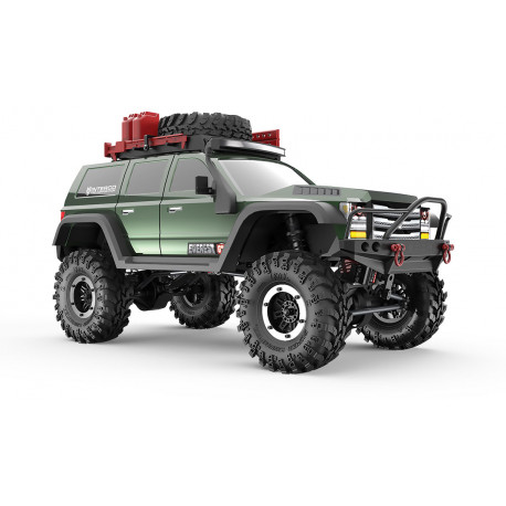 Redcat Racing Everest Gen7 Pro 1/10 Scale 4x4 Rock Crawler Green