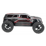 Redcat Racing Blackout XTE 1/10 Scale Electric Monster Truck Silver SUV