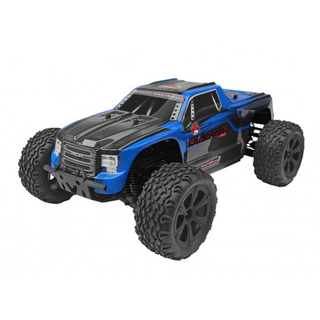 Redcat Racing Blackout XTE Pro 1/10 Scale Brushless Monster Truck Blue