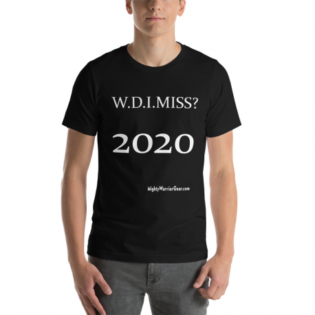 What Did I Miss? The 2020 Catch Phrase!