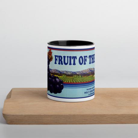 Fruit of the Spirit from Holy Spirit Produce Co Mug
