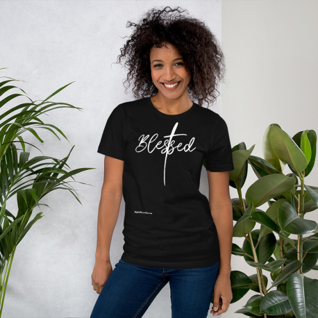Blessed Zoomie Shirt Unisex